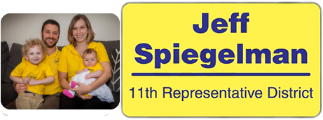 Jeff Spiegelman | Delaware 11th Representative District